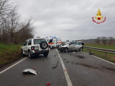 Incidente a Monteroni d'Arbia: muore una giovane