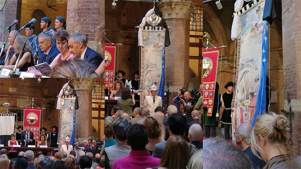 Palio di Siena, per la prima volta la piazza a numero chiuso
