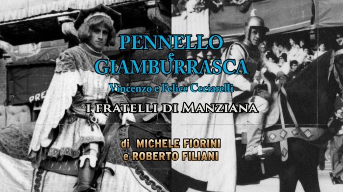 Ricordi di Palio_Pennello e Giamburrasca